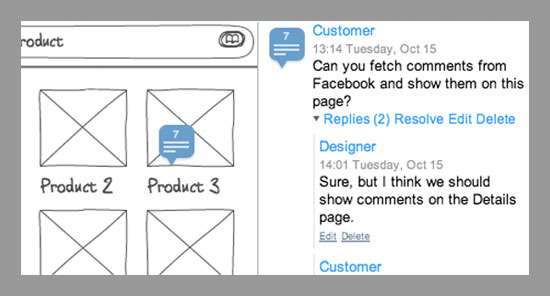 Work smarter with a wireframe by getting feedback early on in the design process